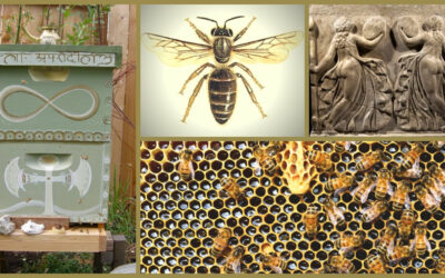 Bee Goddesses of the Ancient World